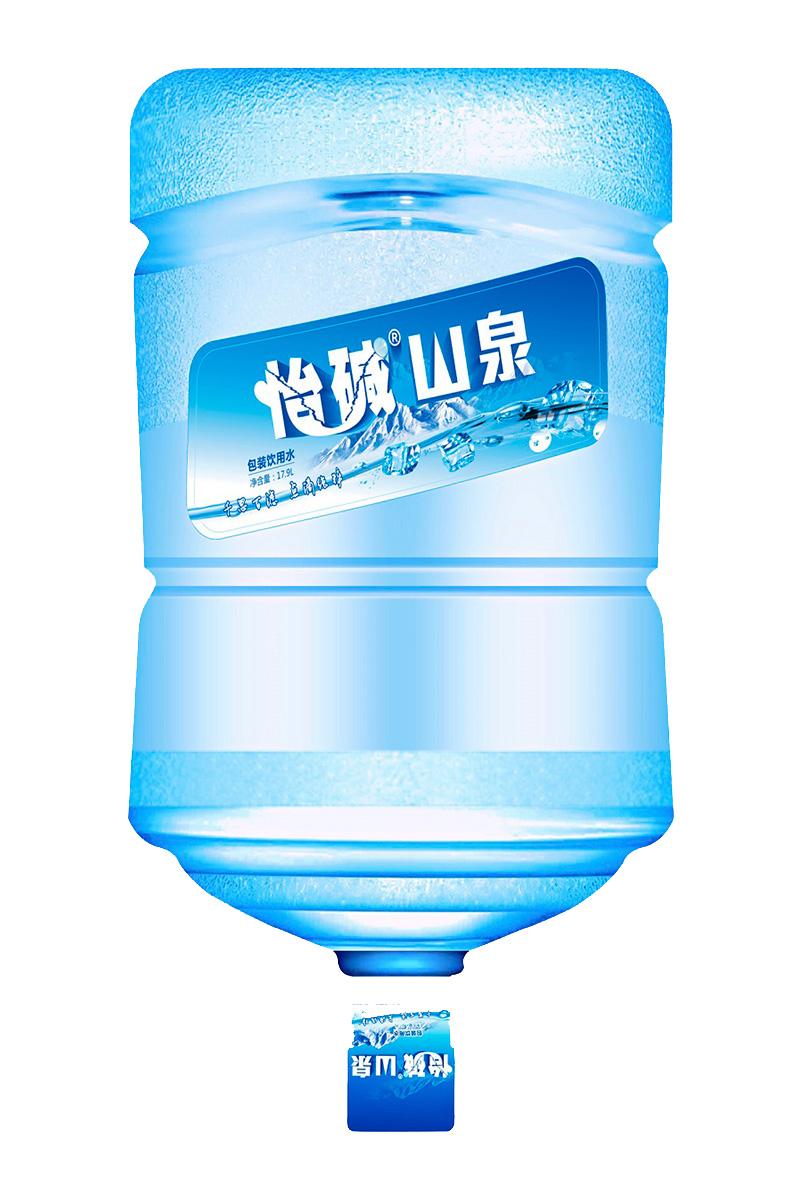 怡碱山泉饮用桶装水