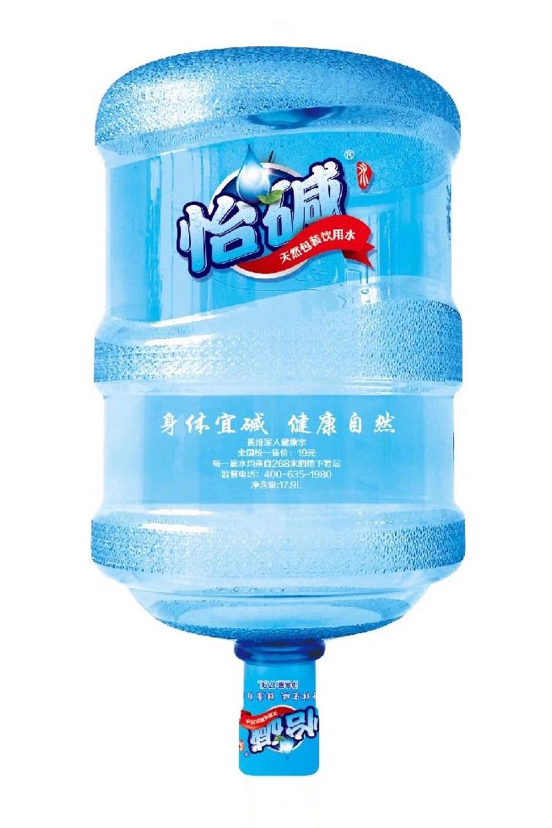 怡碱天然饮用桶装水
