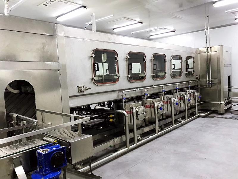桶装水净化设备