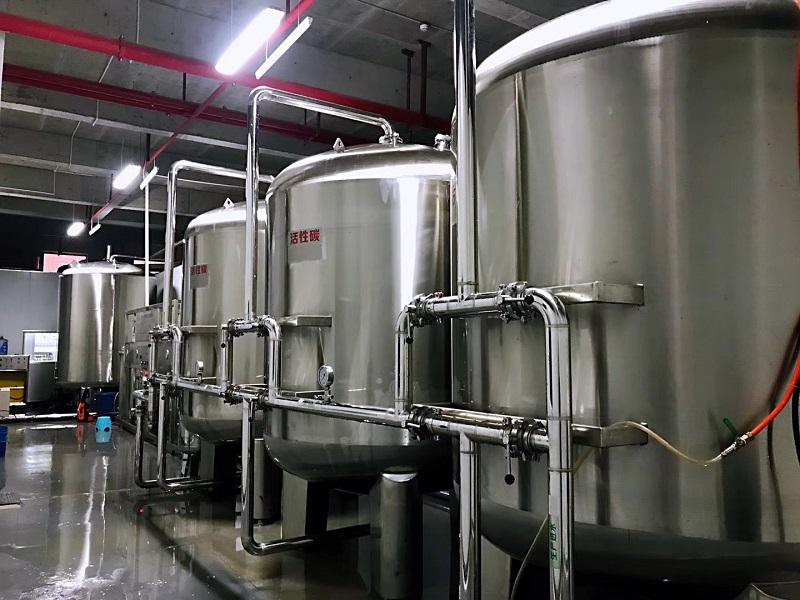 桶装水生产设备