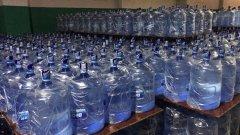 桶装饮用水不同种类的区别